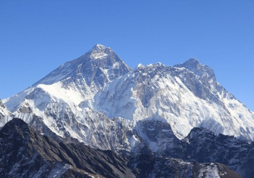 [受付終了] エベレスト3パス越えトレッキング21日間 | ネパールツアー