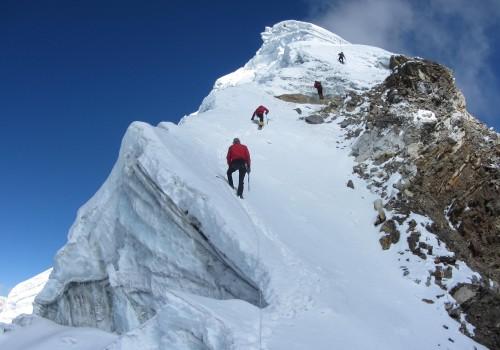 [受付終了] ロブチェピーク登山ツアー22日間 | ネパールツアー