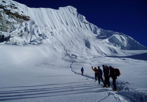 [受付終了] メラピーク登山ツアー19日間 | ネパールツアー