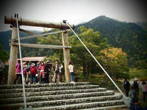 上高地ハイキングツアーのレポート写真