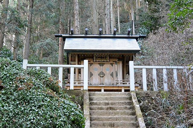 御岩神社・かびれ神宮