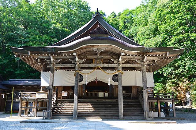 戸隠神社・中社