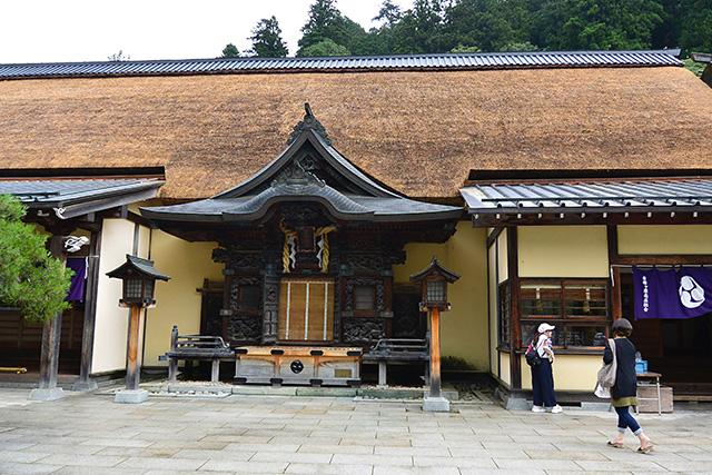 古峯神社・社殿