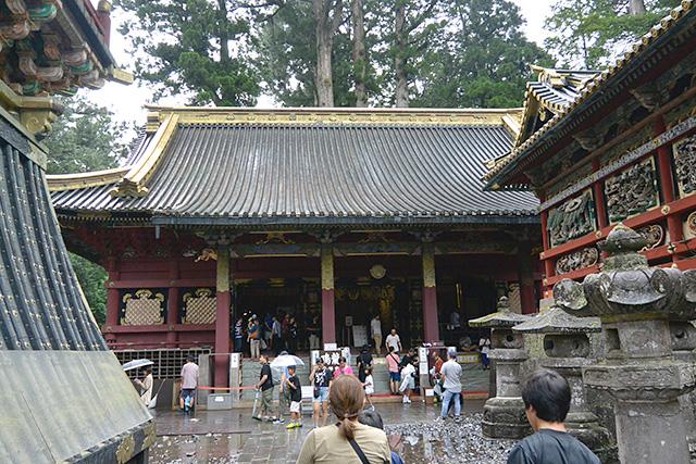 薬師寺(本知堂)
