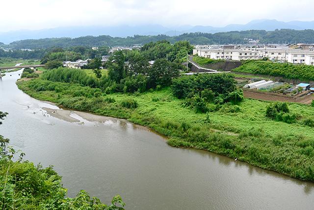 富岡製糸場・鏑川(かぶらがわ)