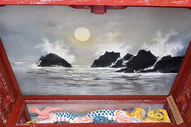 御岩神社・月天図