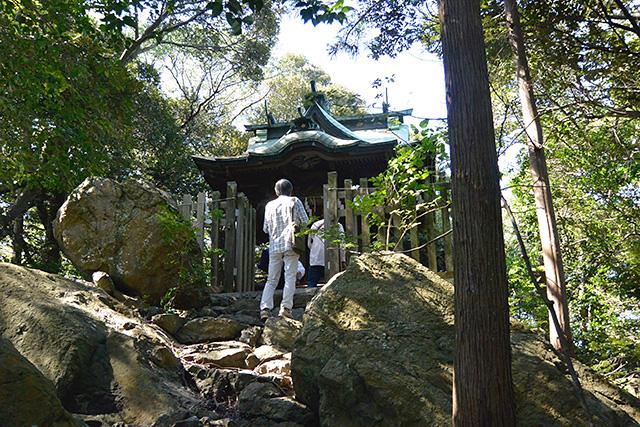 大甕神社・本殿