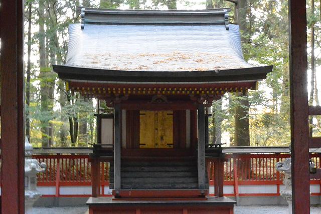 北口本宮冨士浅間神社・諏訪神社
