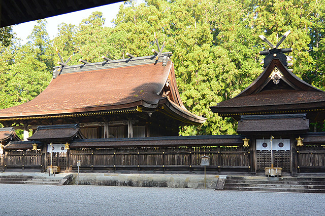 熊野本宮大社・結宮