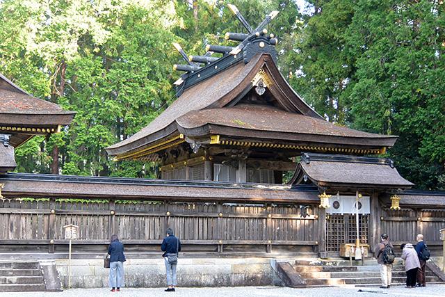 熊野本宮大社・若宮
