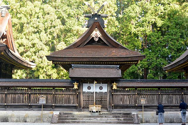 熊野本宮大社・本宮
