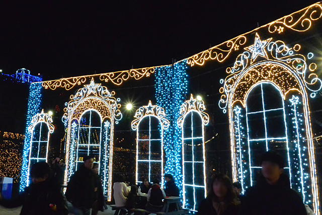 相模湖イルミニオン・光と音楽の街