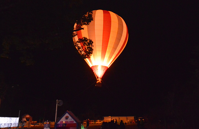 相模湖イルミニオン・気球