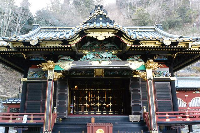 妙義神社・拝殿