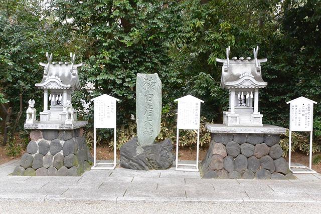 玉村八幡宮・稲荷神社と古峯神社