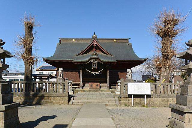 住吉高倚神社