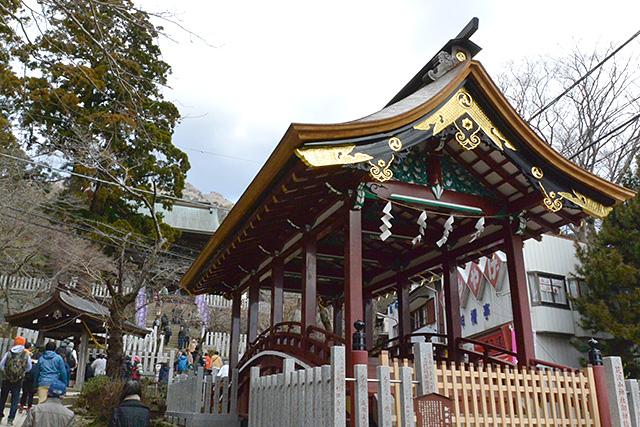 筑波山神社・神橋