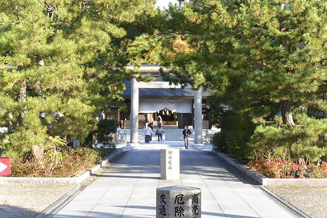 籠神社・参道