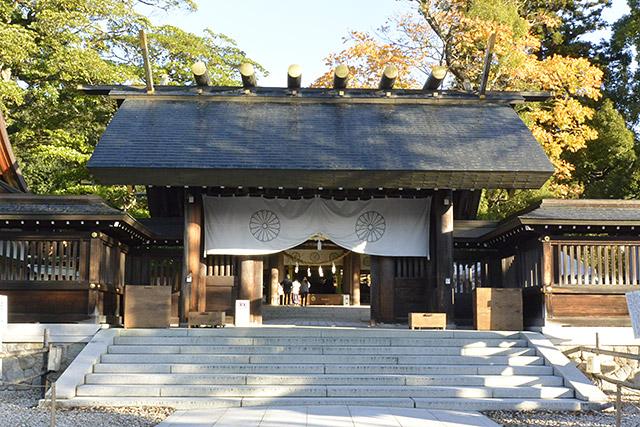 籠神社・神門