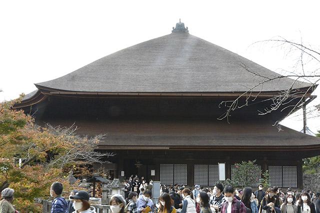 清水寺・本堂