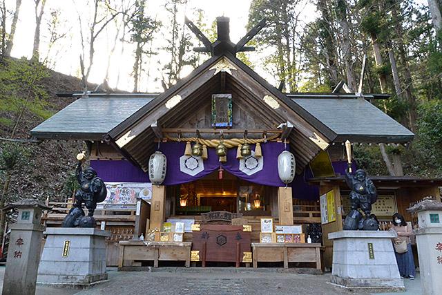 甲子大国神社