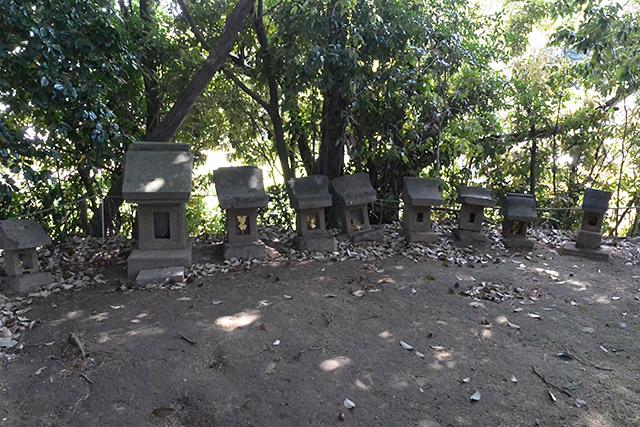 進雄神社・天神の丘