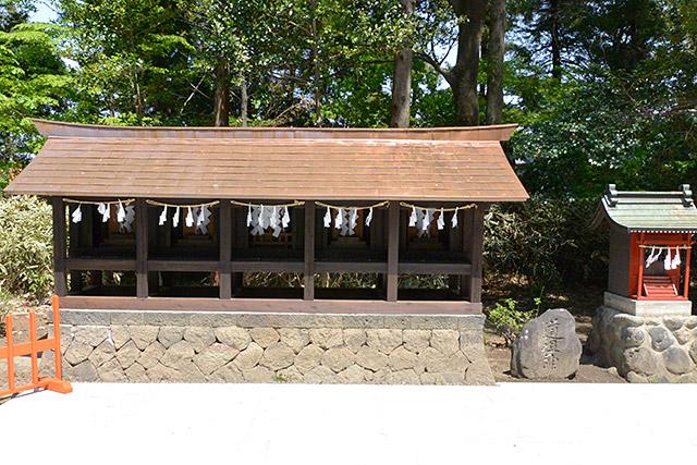 玉村八幡宮・五神社