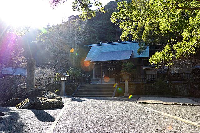 日本三代金運神社・安房神社(千葉)