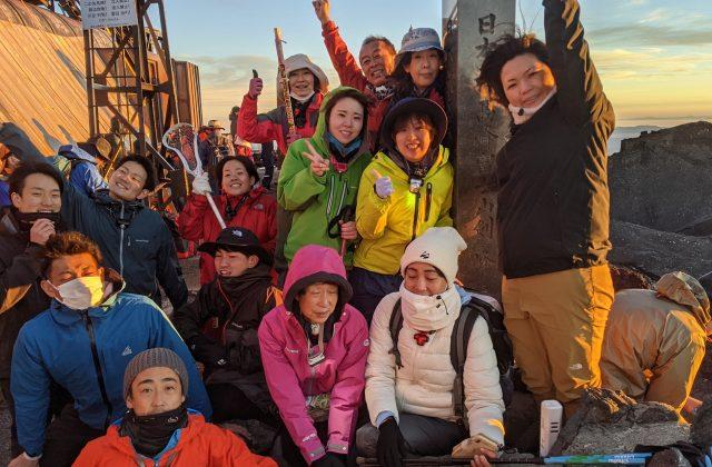 一合目から富士山に登る5つのメリット