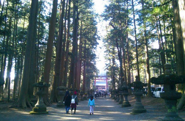 富士山浅間神社ぐるり五社参拝バスツアー