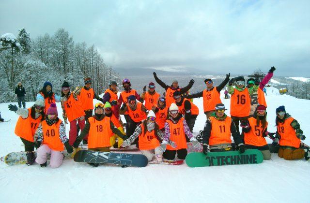 合コンツアー スキー&スノボ