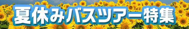 夏休みツアー特集