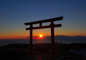 【令和】日の出\u0026白龍神社特別御祈祷
