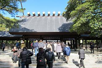 熱田神宮と尾張・三河国一宮をめぐる七社一寺参拝の画像