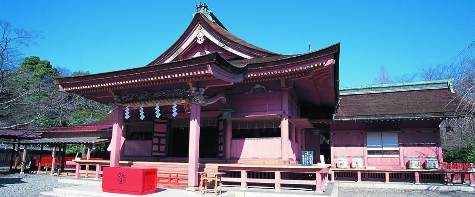 富士浅間神社五社めぐりツアーの画像