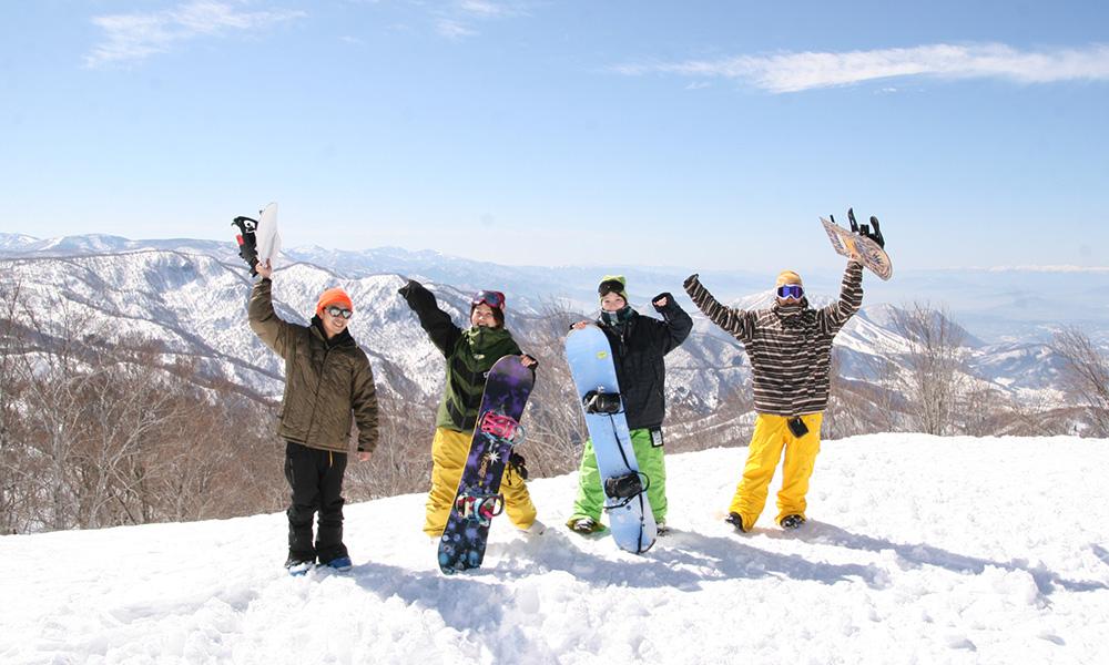 大人のスキー&スノボバスツアー特集イメージ1