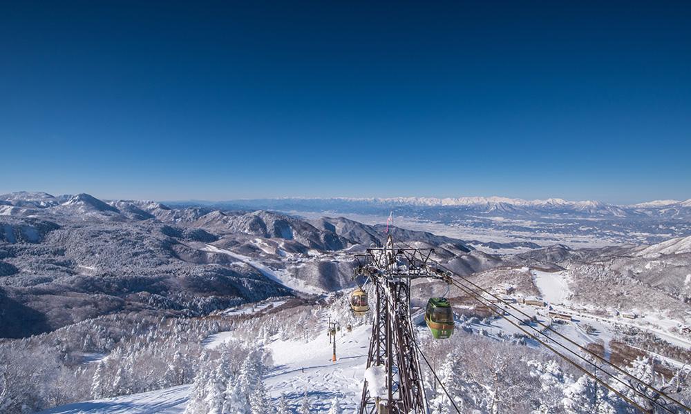 格安激安のスキー・スノボツアーのスキー場ゲレンデガイド