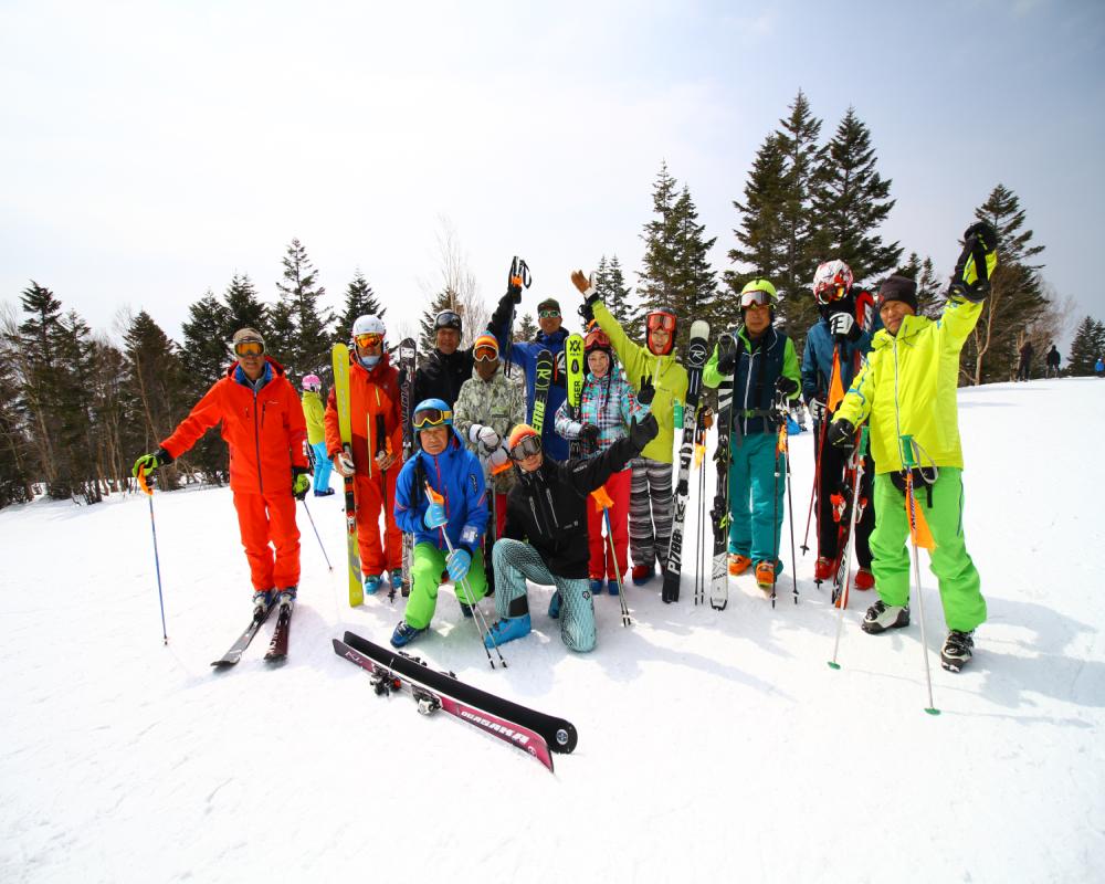 シニアスキーナイスミドルツアー特集|四季スキー