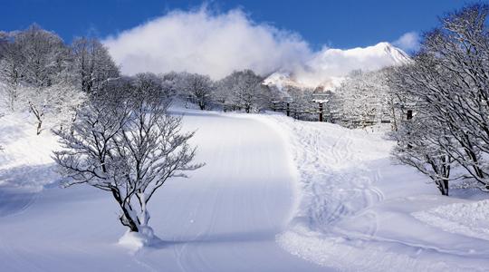 赤倉温泉スキー場のイメージ2