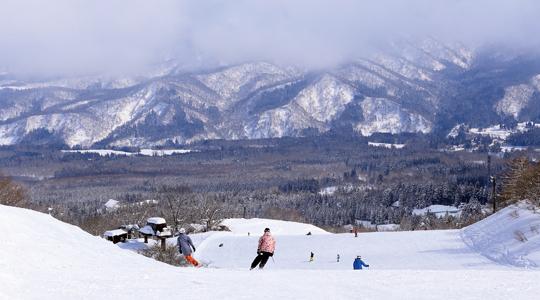赤倉温泉スキー場のイメージ3