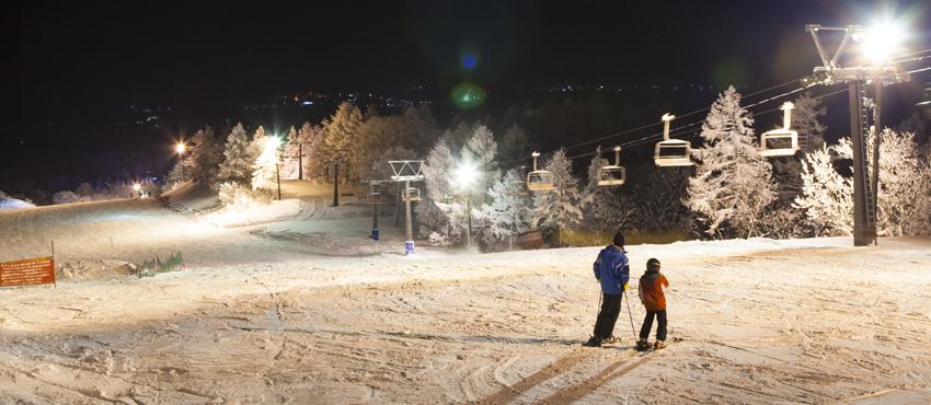赤倉温泉スキー場のイメージ4