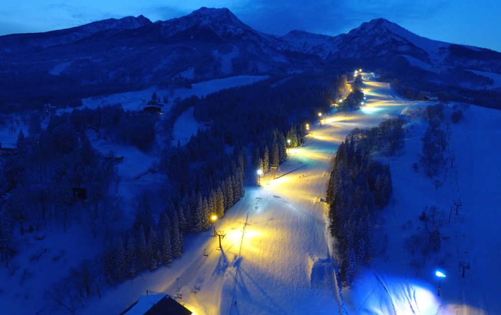 赤倉温泉スキー場のイメージ5