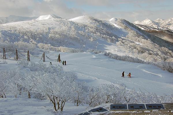 夏油高原スキー場のイメージ1