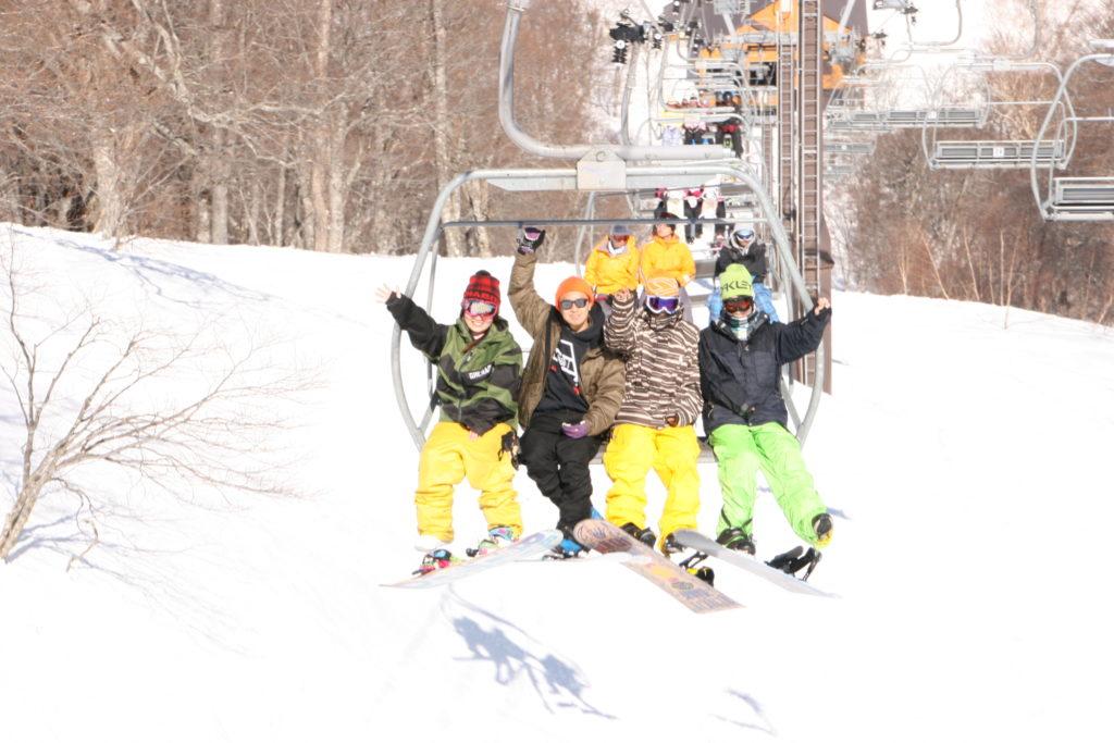 楽々宿泊スキーバスツアー特集のイメージ4
