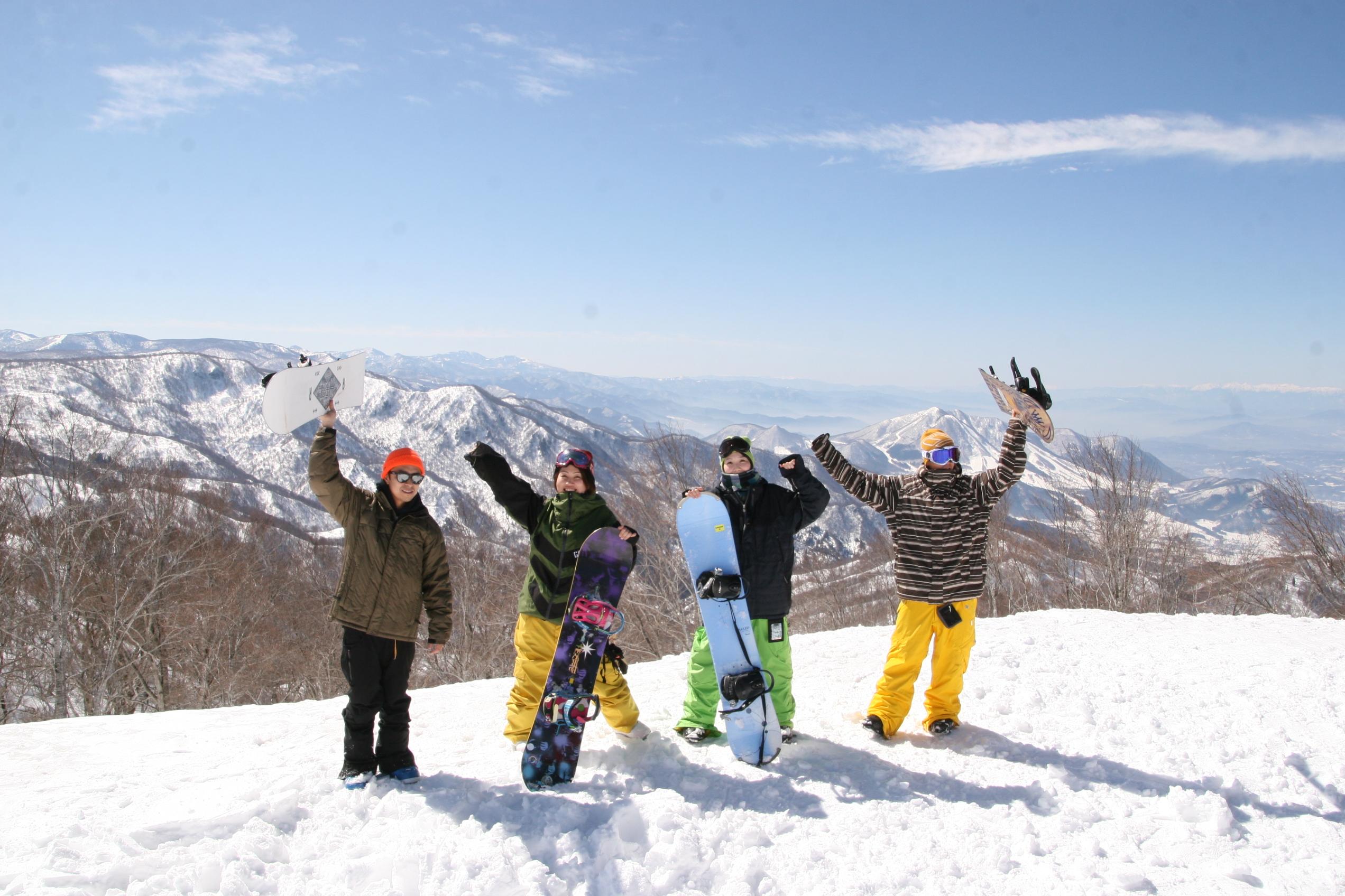 妙高杉ノ原スキー場バスツアー のイメージ1
