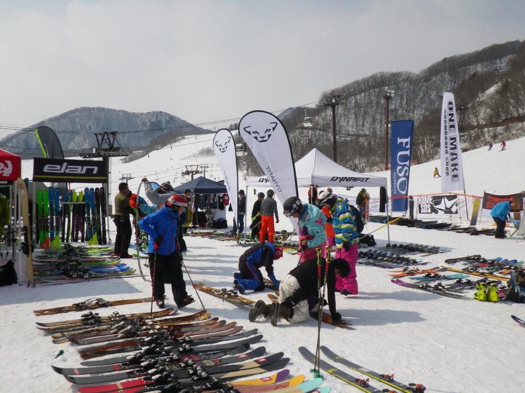 糸魚川シーサイドバレースキー場のイメージ5