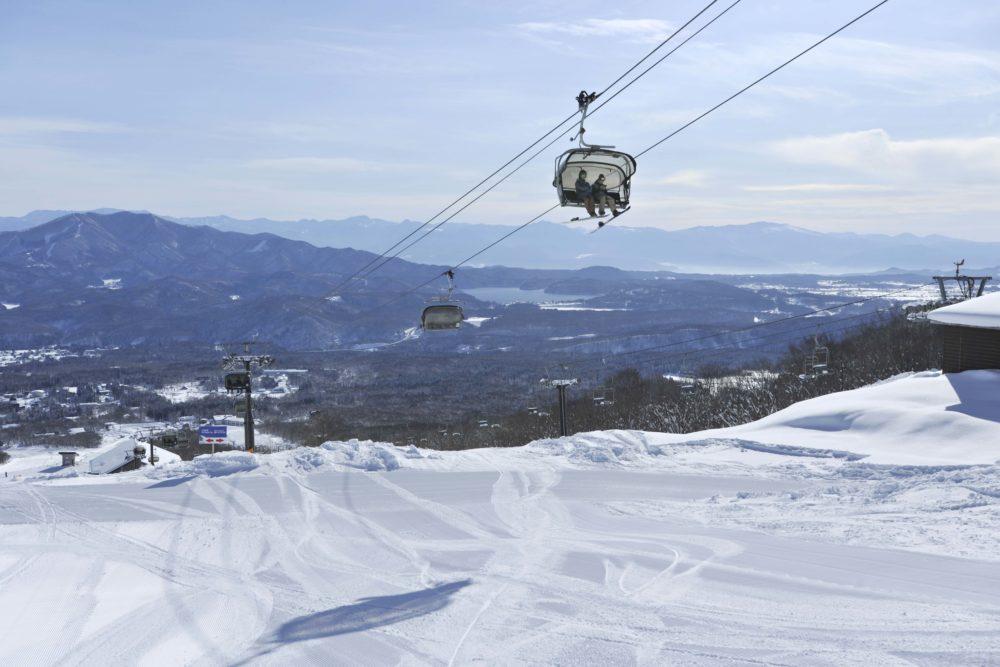 妙高池の平温泉スキー場のマイカープランイメージ1
