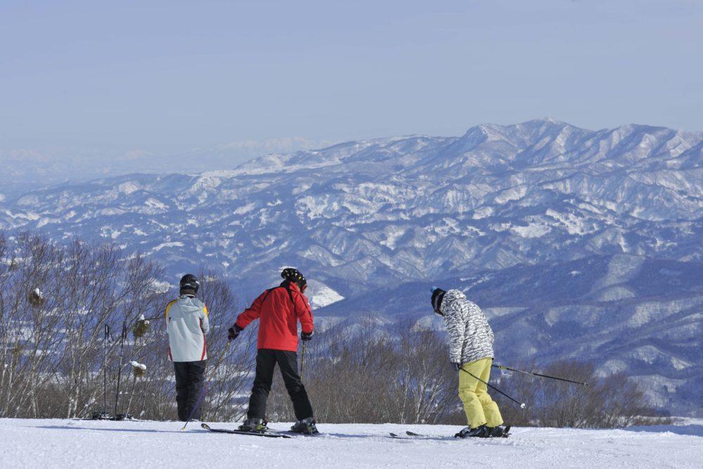 妙高池の平温泉スキー場のマイカープランイメージ2