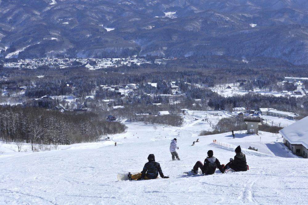 妙高池の平温泉スキー場のマイカープランイメージ3