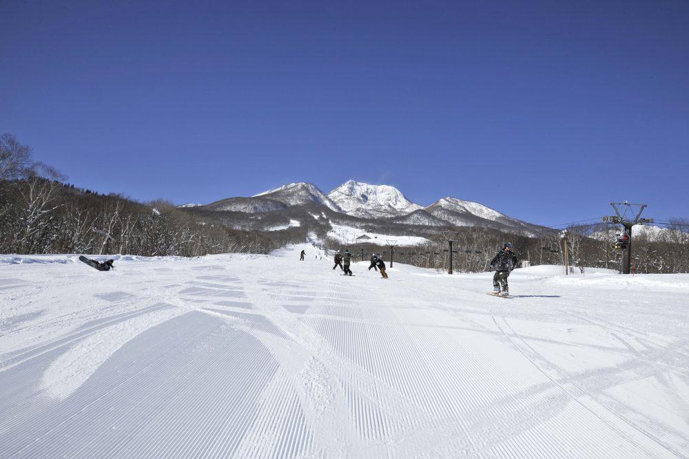新潟県/妙高高原 池の平温泉スキー場